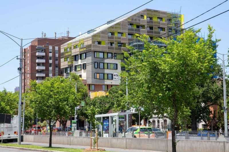 Ozanam House accommodation and homelessness resource centre